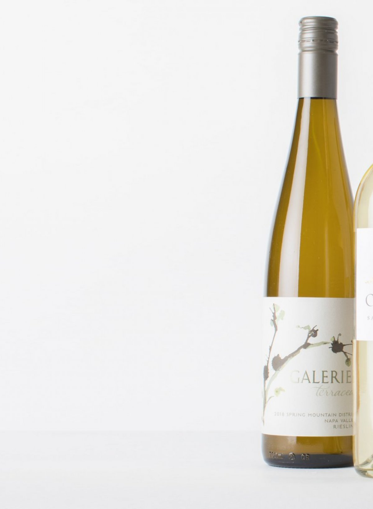 Hartford Russian River Valley Rose 2020,  Capture Tradition Sauvignon Blanc 2018,   Galerie Terracea Spring Mountain Riesling 2018